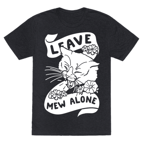 Leave Mew Alone