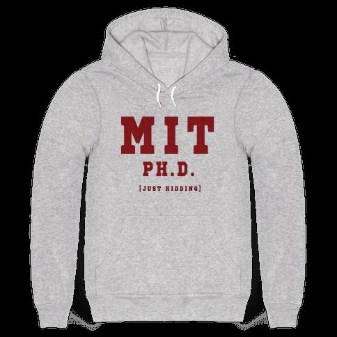 MIT Ph. D. (Just Kidding)