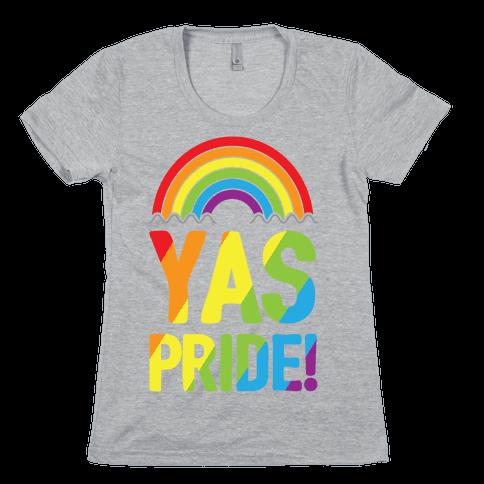 Yas Pride Womens T-Shirt
