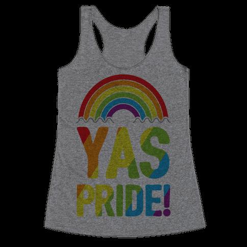 Yas Pride Racerback Tank Top