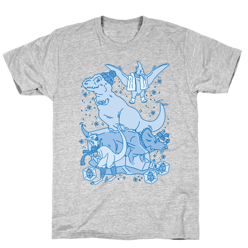 The Ice Age Mens T-Shirt