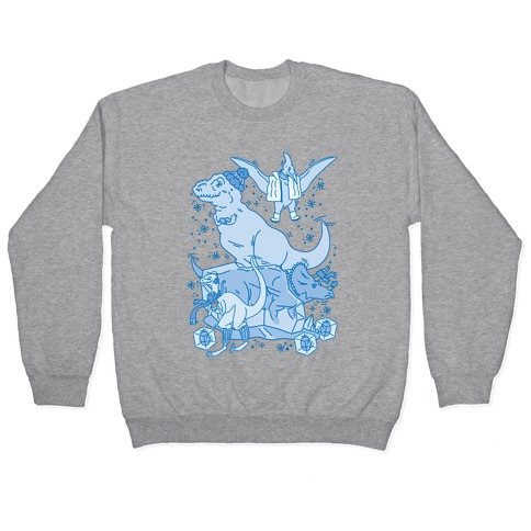 The Ice Age Pullover