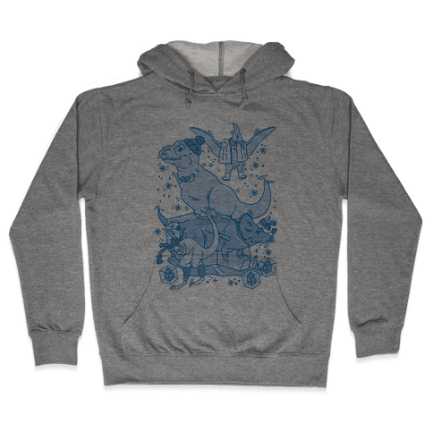 The Ice Age Hooded Sweatshirt