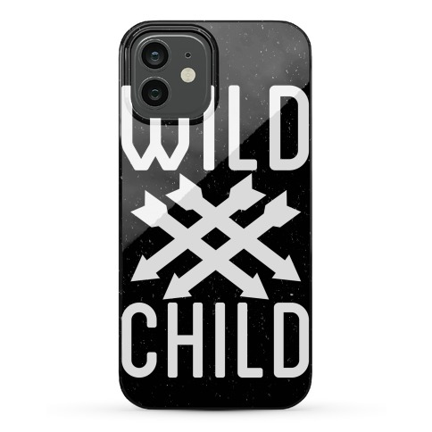 Wild Child Phone Case