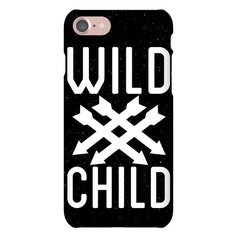 Wild Child Phone Case
