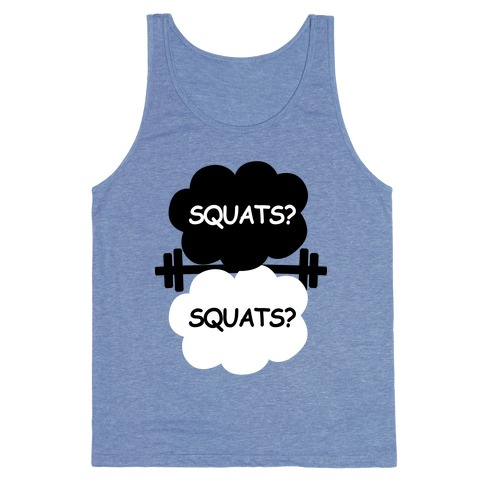 The Squats in Our Stars Tank Top