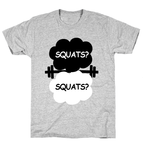 The Squats in Our Stars Mens T-Shirt
