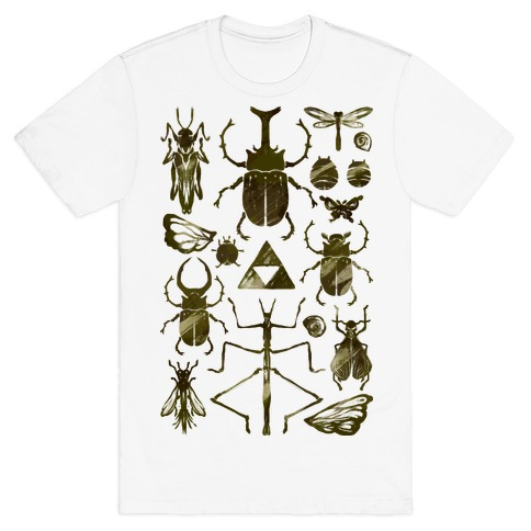 Golden Bug Collector T-Shirt