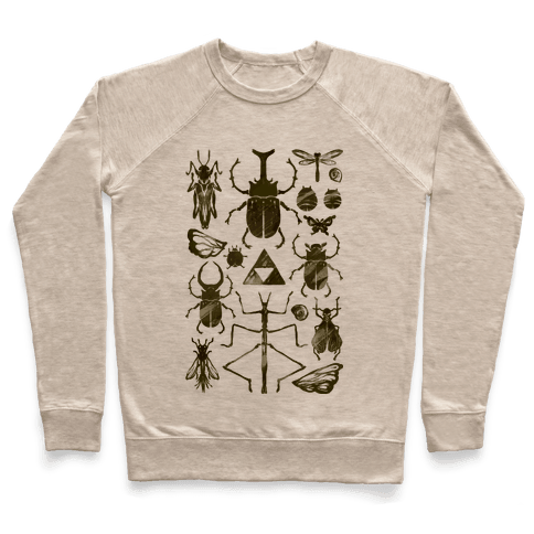 Golden Bug Collector Pullover