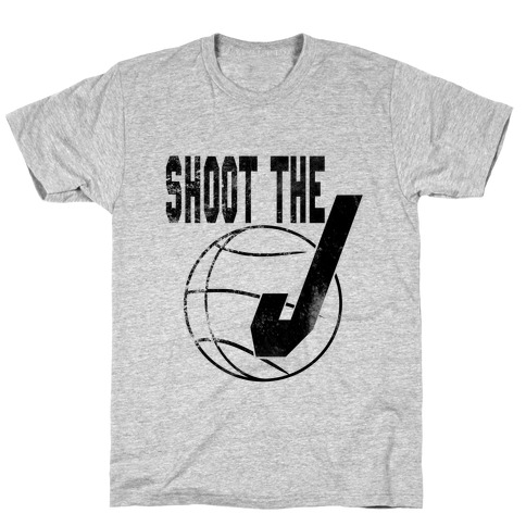 Shoot the Jay! Mens T-Shirt