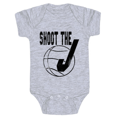 Shoot the Jay! Baby Onesy