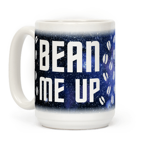 Bean Me Up