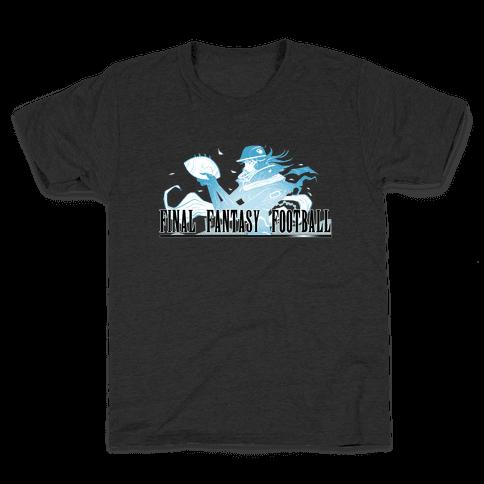 Final Fantasy Football Kids T-Shirt
