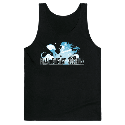 Final Fantasy Football Tank Top