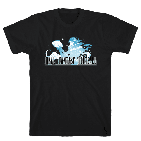 Final Fantasy Football Mens T-Shirt