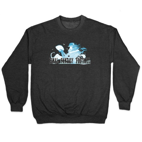 Final Fantasy Football Pullover