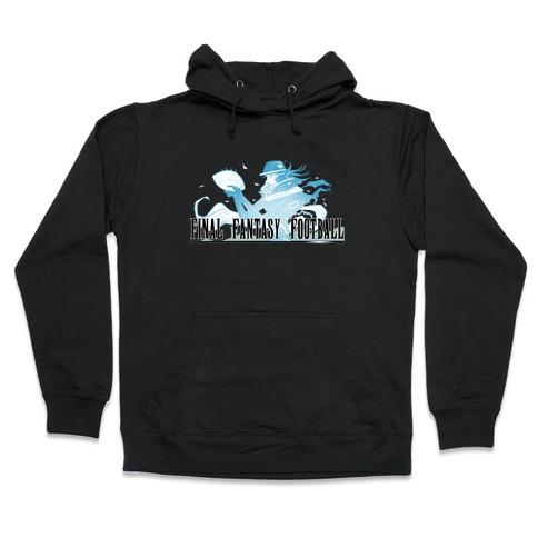 Final Fantasy Football Hooded Sweatshirt