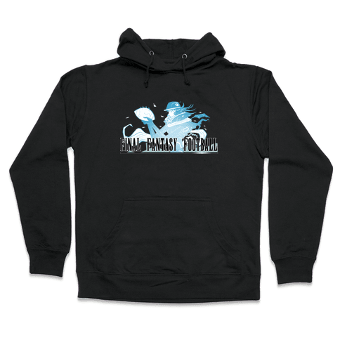 Final Fantasy Football Hooded Sweatshirt