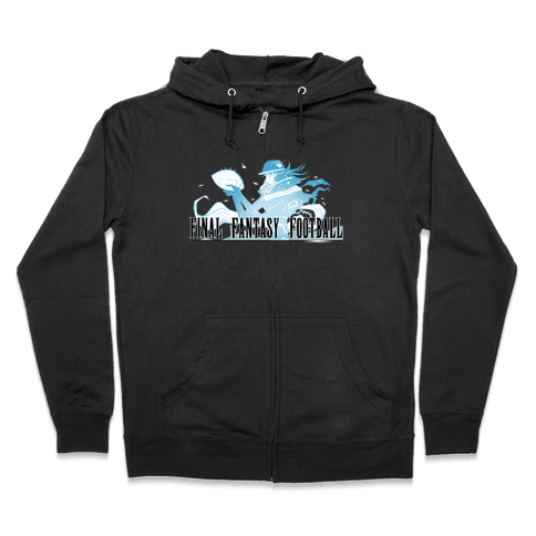 Final Fantasy Football Zip Hoodie