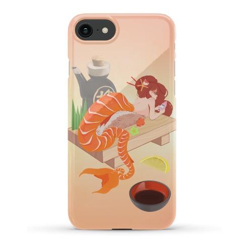 Mermaid Sushi Phone Case
