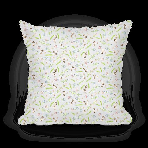 Pastel Floral Pattern