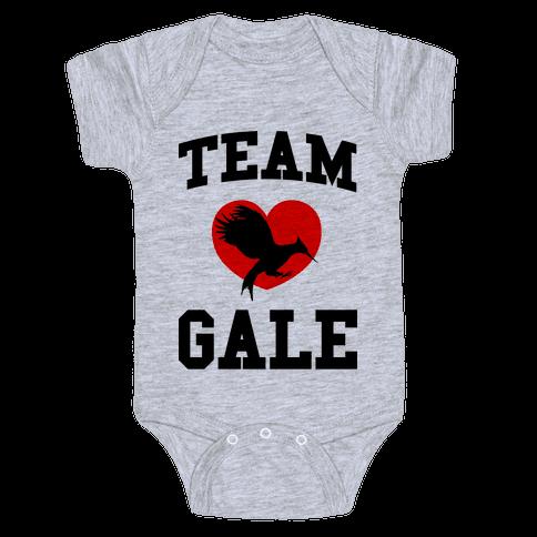 Team Gale Baby Onesy