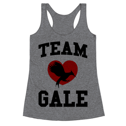 Team Gale Racerback Tank Top