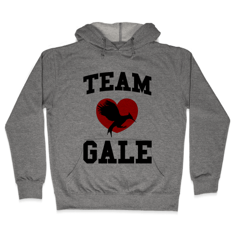 Team Gale Hooded Sweatshirt