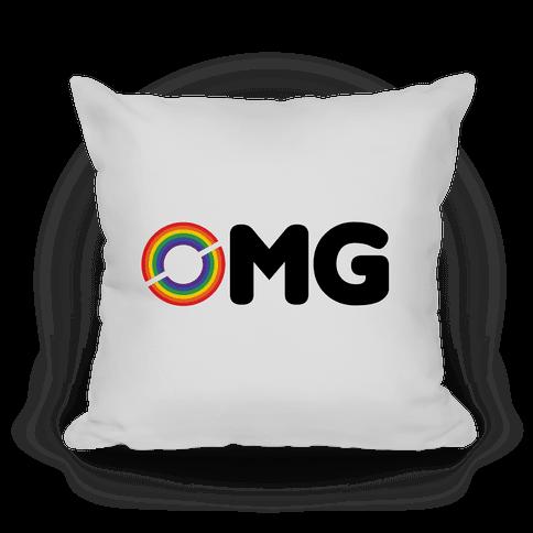 OMG Pillow Pillow