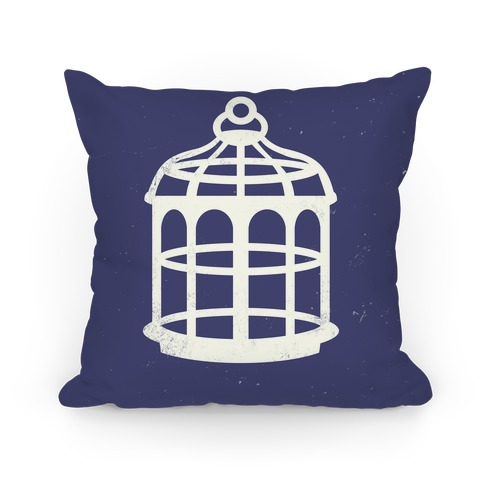 The Cage Pillow