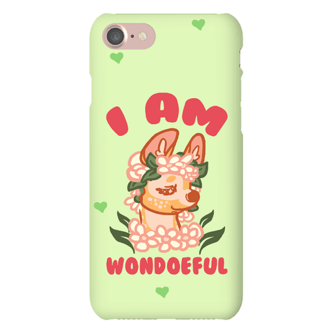 I Am Wondoeful Phone Case
