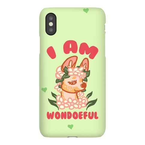 I Am Wondoeful Phone Case