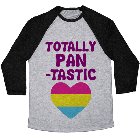 Totally Pantastic Baseball Tee
