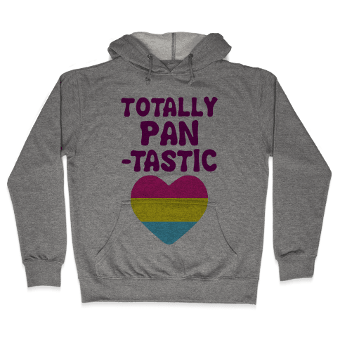 Totally Pantastic Hooded Sweatshirt