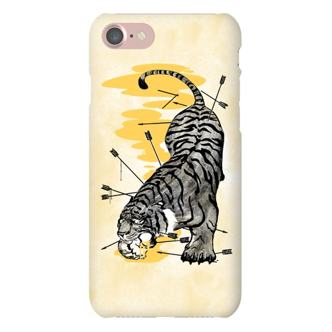 Tyger, Tyger Phone Case