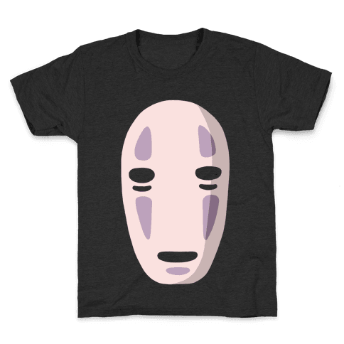 No Face Kids T-Shirt