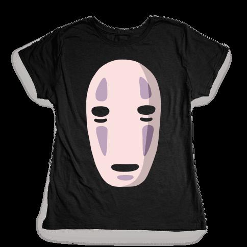 No Face Womens T-Shirt