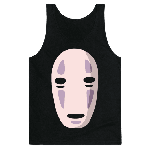 No Face Tank Top