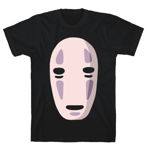 No Face Mens T-Shirt