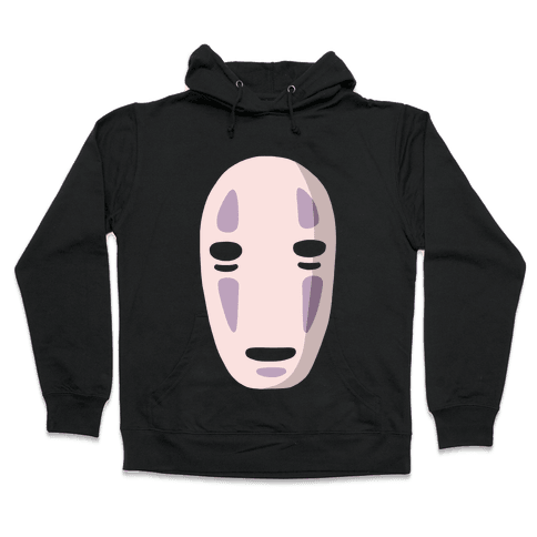No Face Hooded Sweatshirt