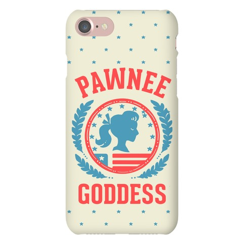 Pawnee Goddess Phone Case