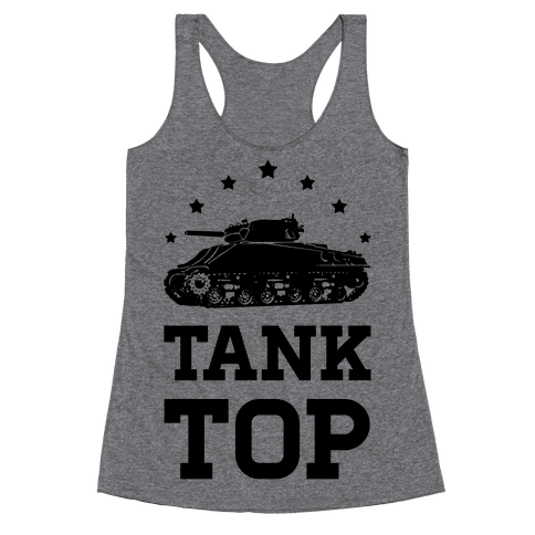 TANK TANK TOP Racerback Tank Top