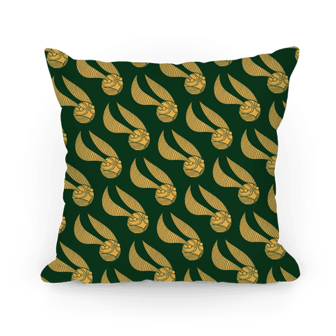 Snitch Pillow Pillow