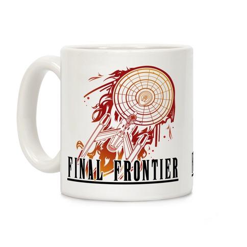 Final Frontier Coffee Mug