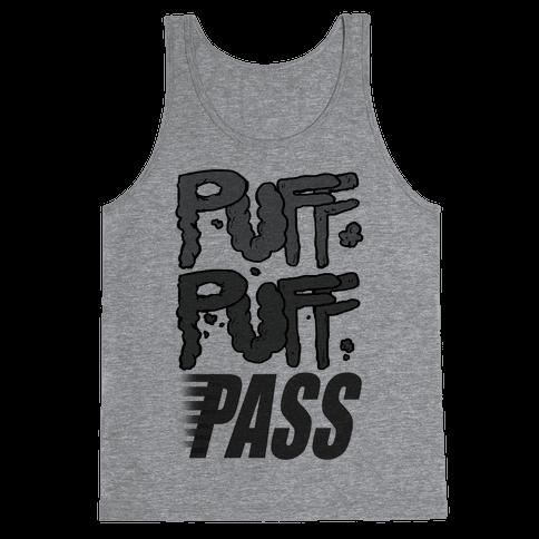 Puff Puff Pass Tank Top