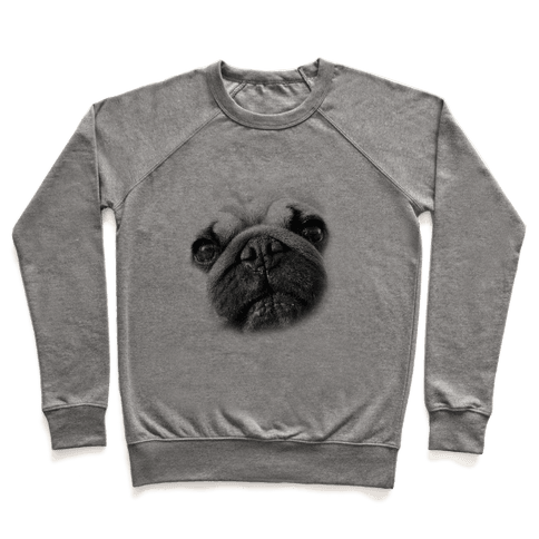Pug Face Pullover