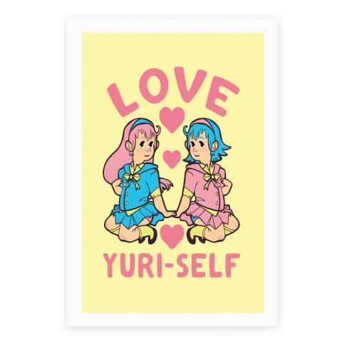 Love Yuri-Self Poster