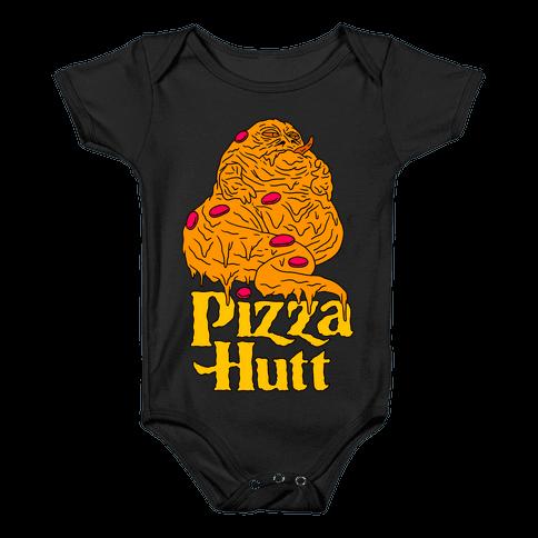 Pizza Hutt Baby Onesy