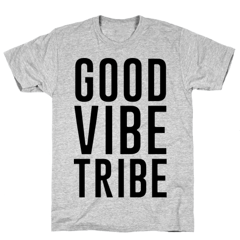 Good Vibe Tribe Mens T-Shirt