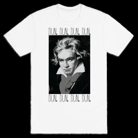 Beethoven Mens T-Shirt